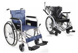 いろいろな車椅子