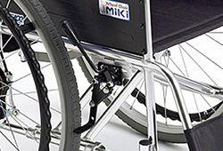 車椅子の駐車ブレーキ