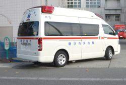 救急搬送のイメージ