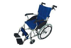 ケアテックジャパンの軽量車椅子のイメージ