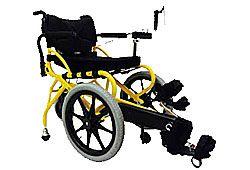 足こぎ車椅子のイメージ