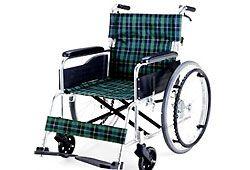 マキライフテックの自走式の車椅子
