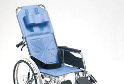 松永製作所リクライニング車椅子