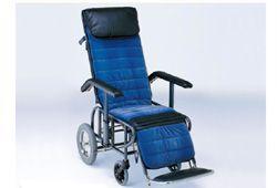 松永製作所リクライニング車椅子3