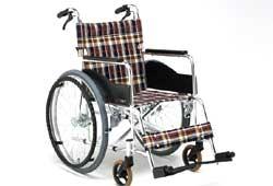 松永製作所ARシリーズの車椅子