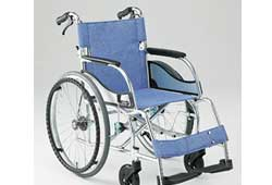 母の使う車椅子のイメージ