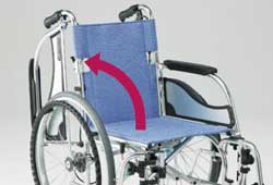 松永製作所のオアシス車椅子