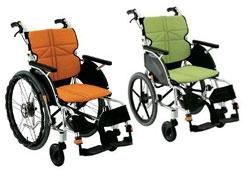 松永製作所の車椅子イメージ