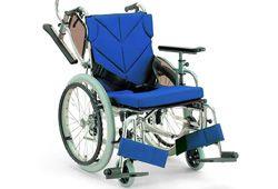 自走式車椅子の写真
