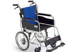 介助式車椅子の写真