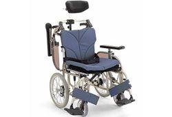 KA900シリーズの車椅子の画像