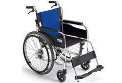 折りたたみ車椅子のイメージ