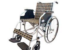 スチール車椅子のイメージ2