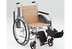 スチール車椅子のイメージ