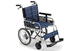 モジュール車椅子のイメージ