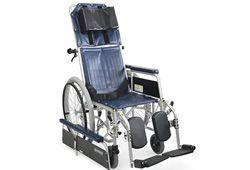 リクライニング車椅子のイメージ