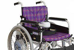 ジョイスティック電動車椅子