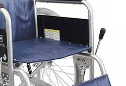 スチールリクライニング車椅子のイメージ