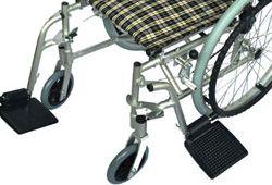 スイングアウト車椅子のイメージ