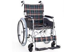 マキライフテックの車椅子KSシリーズ