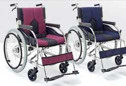 マキテックの車椅子