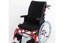 カナヤママシナリーの車椅子のイメージ