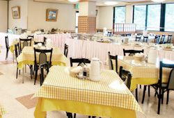 食堂のイメージ