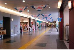商業施設のイメージ