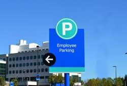 駐車場のイメージ