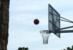 バスケットボールのイメージ