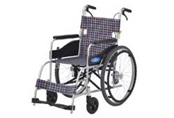 日進医療機の車椅子