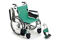 ミキ車椅子の画像