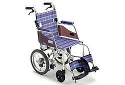 車椅子スキットの画像