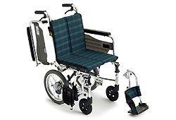 Mikiの車いすのイメージ
