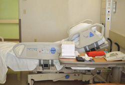 介護用のベッドのイメージ