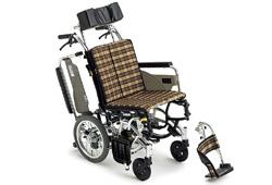 Mikiの車椅子SKT-7の写真