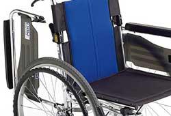 肘跳ね上げ車椅子のイメージ