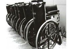初めての車椅子体験