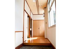 室内の段差のイメージ