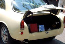 車のトランクのイメージ