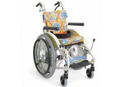 子供用の車椅子のイメージ