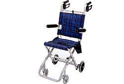 旅行用車椅子_カルティ