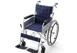 マキライフテックの車椅子の写真