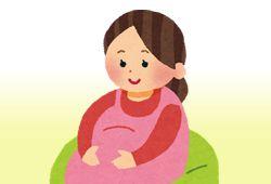 妊婦さんのイメージ