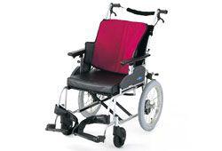 車椅子_座王の介助式NAH-521Aのイメージ