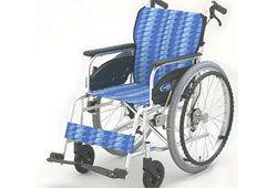 おしゃれな日進医療器車椅子のイメージ