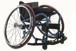 日進医療器のスポーツ車椅子のイメージ