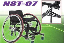 テニス用車椅子のイメージ