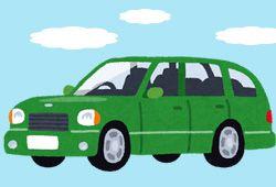 ワゴン車のイメージ