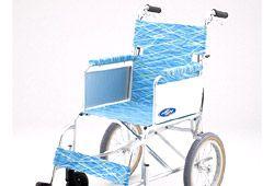日進医療器の綺麗な車椅子のイメージ